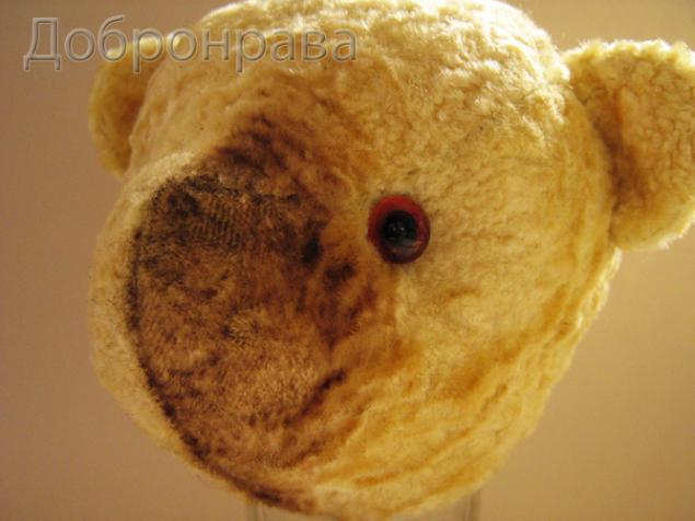 Шьем мишку Тедди. МК от Добронравы.