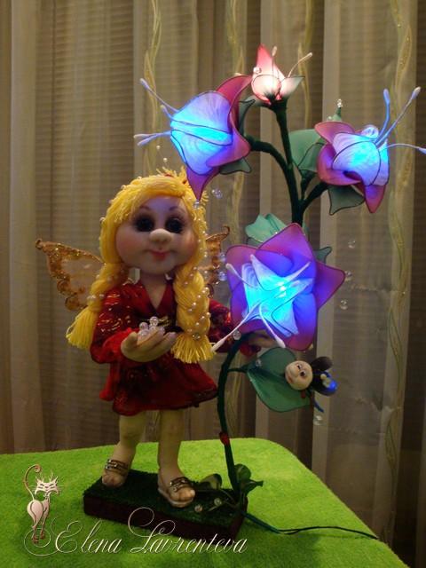 Куклы Елены Лаврентьевой