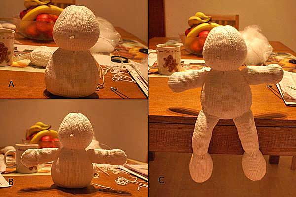 Мк вязание куклы елены ткачевой 73