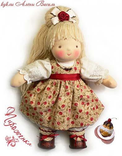 Куклы Алёны Василь