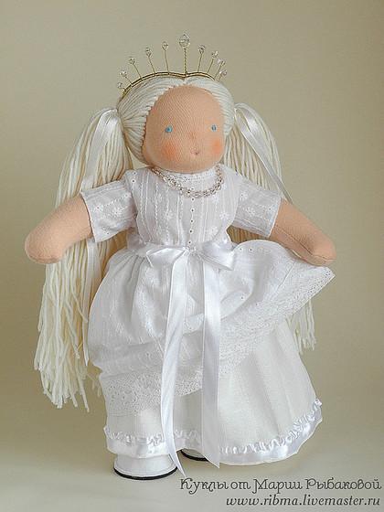Куклы Марии Рыбаковой